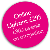 QPS Online Upfront, £295 to £900 payable